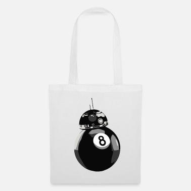 BB 8 Ball - Tote Bag