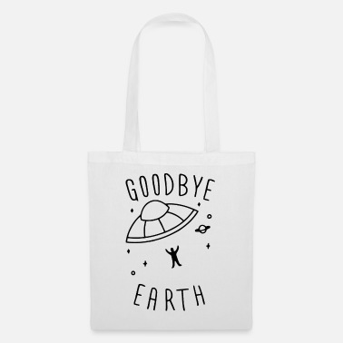 Goodbye Earth Goodbye Earth Graphic - Tote Bag