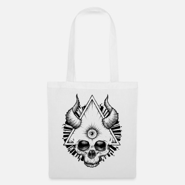 Mythical Collection Third Skull - Borsa di stoffa