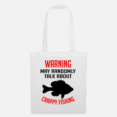Sport Fishermen Warning sometimes talks about fishing gift - Tote Bag