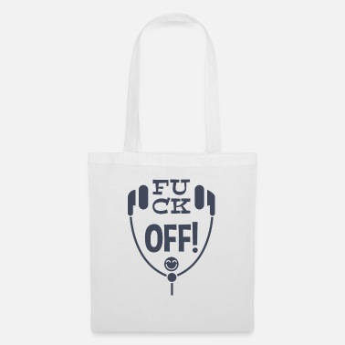 Leible Fuck off! - Leibl Designs - Tote Bag