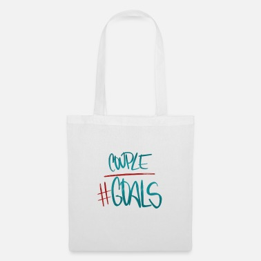 Couple Goals Couple Goals - Tote Bag