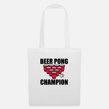 Mtv Beer Pong Champion - Tote Bag
