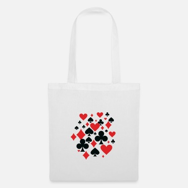 Holdem Poker Cards Allover - Tote Bag