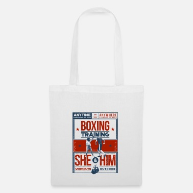Boxing Training Boxing Training - Tote Bag