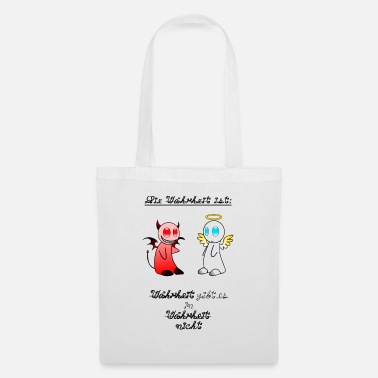 Truth The truth is truth is in truth ... - Tote Bag