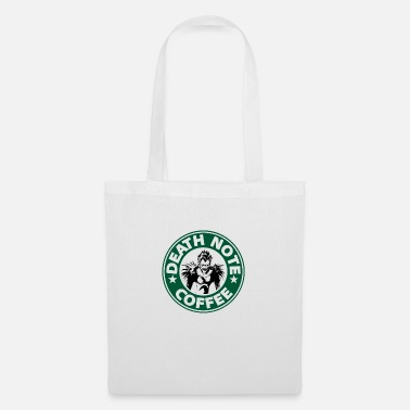 Starbucks Death note starbucks - Tote Bag