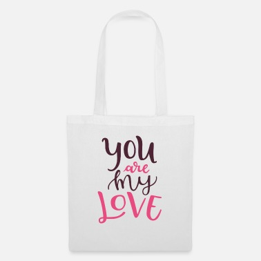 Trend Proof of love Marriage proposal Valentine's Day compliment - Tote Bag