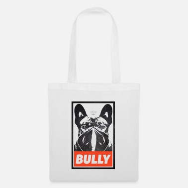 Dog Bully Streetart - Tote Bag