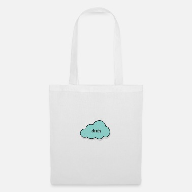 Cloudy cloudy - Tote Bag