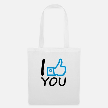 I Like You I like you - Tote Bag
