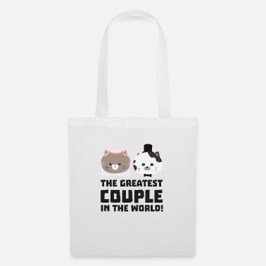 Nicely Largest cat pair in the world Sd2n1 design - Tote Bag