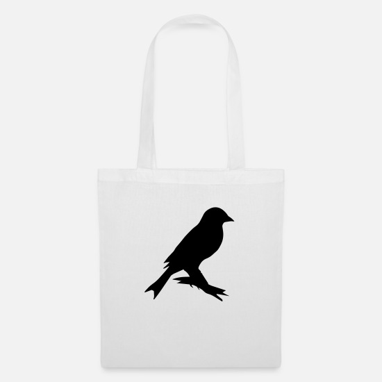 Pet Bags & Backpacks - canary bird uk - Tote Bag white