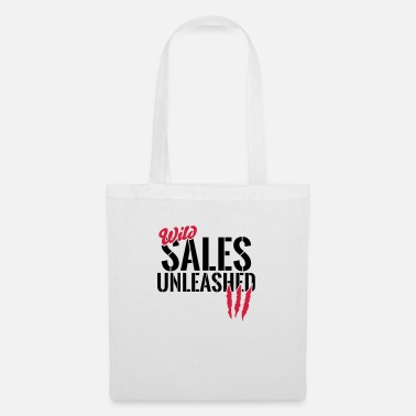 Mission Wild salespeople unleashed - Tote Bag