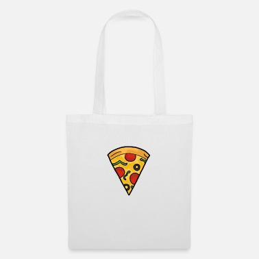 Marguerite piece of pizza - Tote Bag