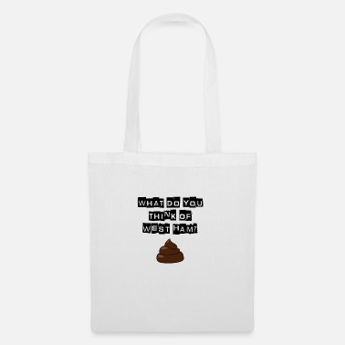 Millwall - What do you think of west ham? - Tote Bag