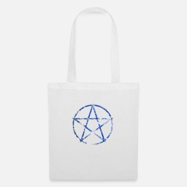 Harry pentagram_a - Stoffbeutel