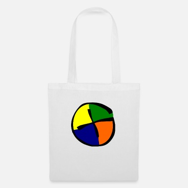 Geocaching Logo Colorful - Tote Bag