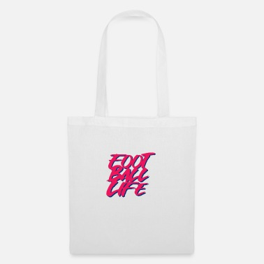 Unknown the football life - Tote Bag