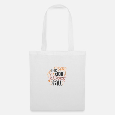 Souls This doll loves fall - Tote Bag