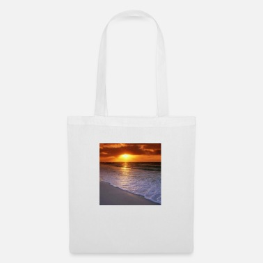 Panama Sunset on the coast of Azuero - Tote Bag