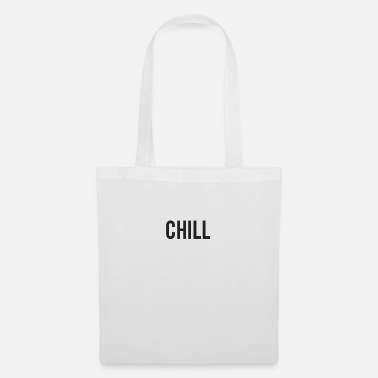 Rest Chill Print - Tote Bag