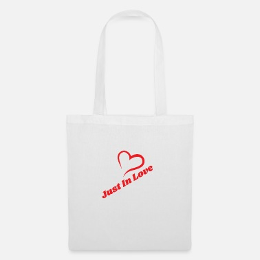 Just In Love - Sac en tissu