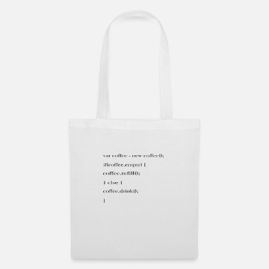 Coffee Bean Programmers coffee - Tote Bag