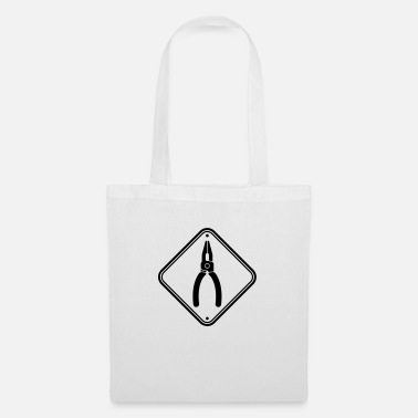 Sign Tong zone sign - Tote Bag