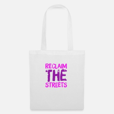 Antifascist Reclaim the streets - Tote Bag