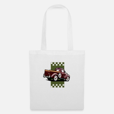 Pick-up-van Pick up van - Tote Bag