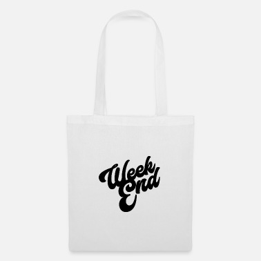 Weekend Weekend - Weekend - Tote Bag