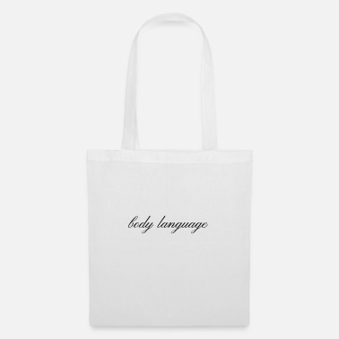 Body body language body posture body body language - Tote Bag