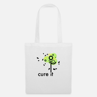 Cure cure it - Tote Bag