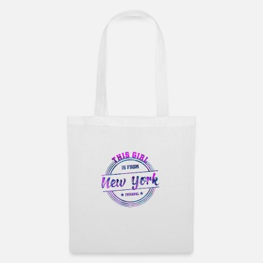 Birthday Saying New York City Big Apple United States Manhattan Gift - Tote Bag