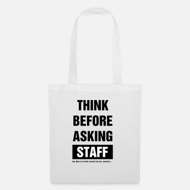 Uniform Staff uniform - Tote Bag