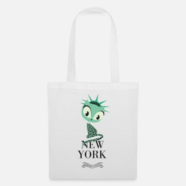 Pussy Deluxe New York - Tote Bag