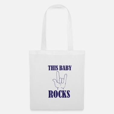 Baby Rocks Baby rock gift - Tote Bag