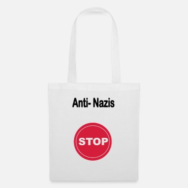 Anti Nazis Anti Nazis - Tote Bag