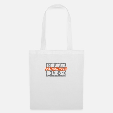 Fatherhood Achievement Fatherhood Unlocked - Tote Bag