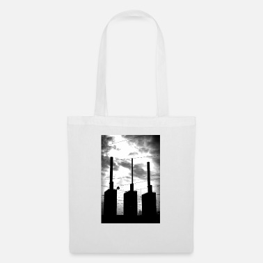 Power Plant power plant - Tote Bag