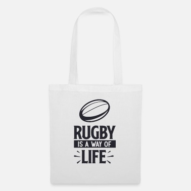 Golf Rugby is a way of - Tote Bag