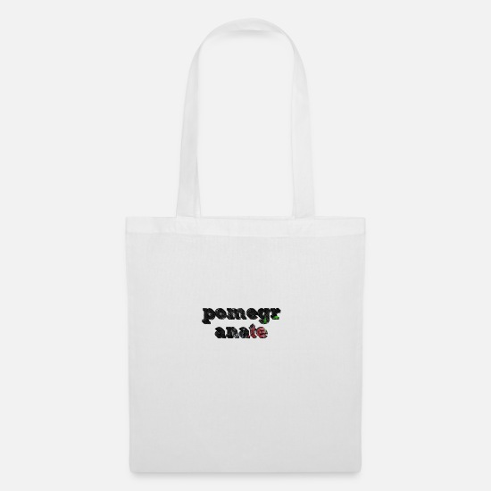 Gift Idea Bags & Backpacks - pomegranate14 - Tote Bag white