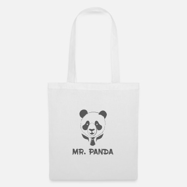 Lazy Mr. Panda - Tote Bag