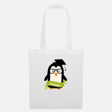 Creative Penguin nerd from Stockholm Gift - Tote Bag
