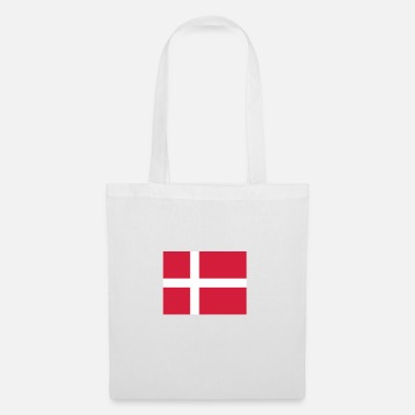 Danish National Flag Of Denmark - Tote Bag