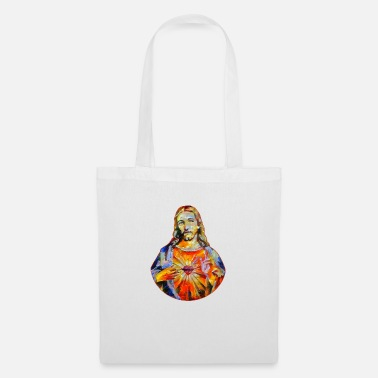 Ascension Painting Jesus Christ * Painting Jesus Christ - Tote Bag