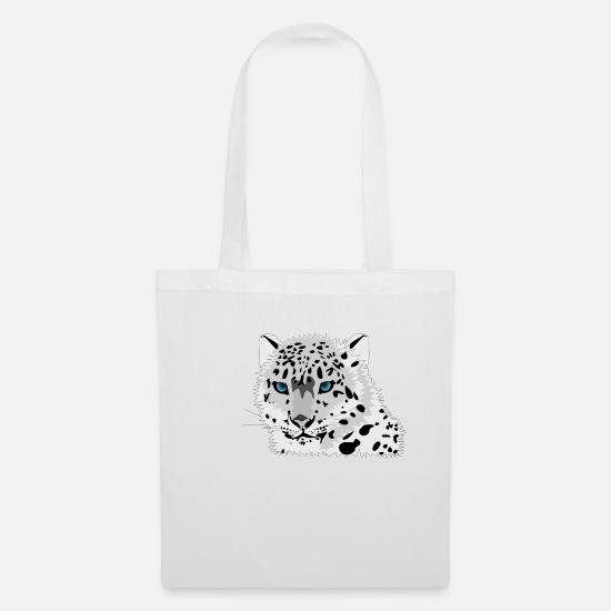 Gift Idea Bags & Backpacks - leopard - Tote Bag white