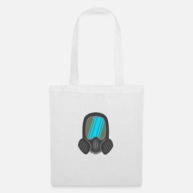 Gas mask # New virus mask - Tote Bag