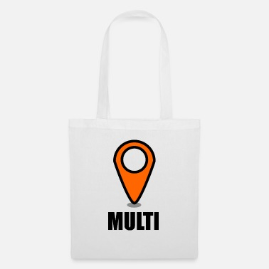 Multi Geocaching multi - Tote Bag